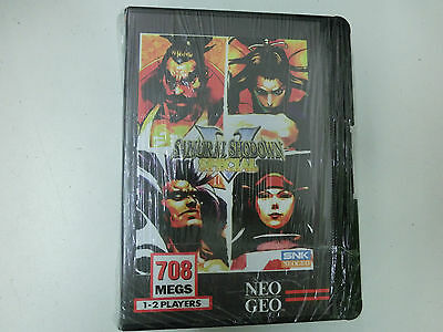 "Samurai Shodown V Special Edition US for NEO GEO from ""NCI"" - NEW !"
