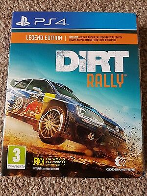 dirt rally limited edition ps4