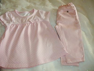 Next Baby Girls Outfit Age 3-6Months
