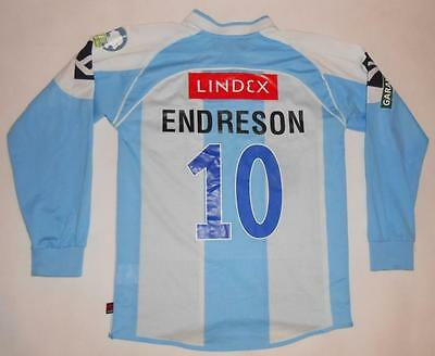 HOME SHIRT LEGEA FOLLO - ENDERSON #10 - LONG SLEEVE (S) Jersey Trikot Norway