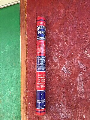 Liberty Antique Fire Extinguisher Full