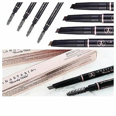 NEW Anastasia Beverly Hills Brow Definer Wiz Double Ended Eyebrow Pencil UK