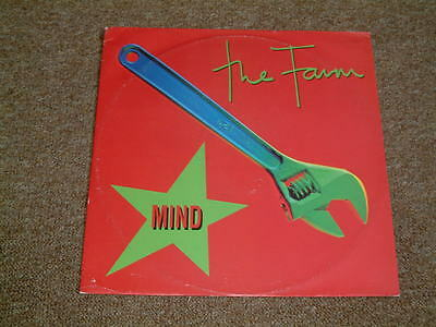"12"" single THE FARM - ""Mind"""