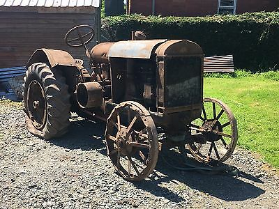 International 10/20 Fordson Case Tractor