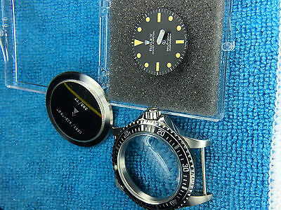 aftermarket replacement  nato case  for rolex 5513/5517 submariner rolex dial