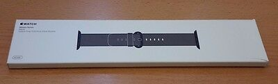 Official Apple Watch 42mm Black Woven Nylon  *good condition*