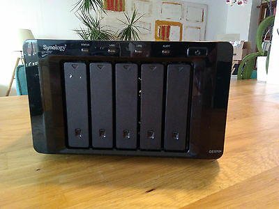 NAS 5 Baies Synology DS1010+