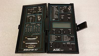 TTC Interceptor 147 Communications Analyzer