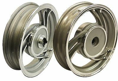 "Scooter Wheel 10"" Set Front and Rear 50cc Jonway TaoMoto Peace"