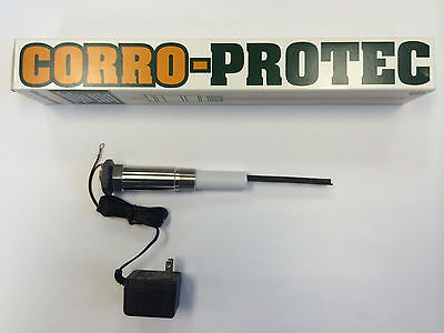Corro Protect - Titanium powered anode rod for Water heater - FREE SHIPPING