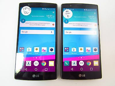Lot of 2 LG G4 (H811) (Tmobile) (Check ESN)_B12