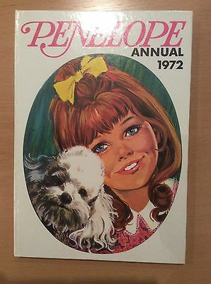 PENELOPE Annual 1972 - Marina, Lady Penelope - unclipped