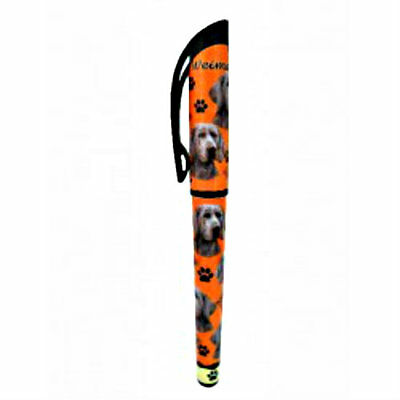 Weimaraner Dog Lovers Pen Refillable Gift Puppy E & S Pets Many Breeds
