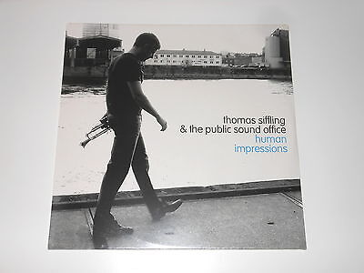 Thomas Siffling & The Public Sound Office - SEALED LP - Human Impressions