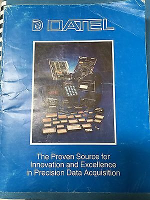 Datel Data Conversion Catalog 1988
