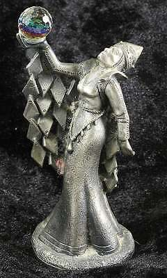 Myth and Magic - CRYSTAL QUEEN Ornament BY Tudor Mint Rare fantasy