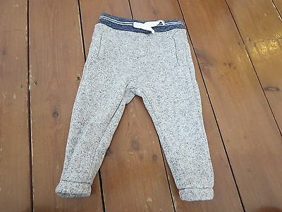 Fleece lines trousers boys 9-12 months old