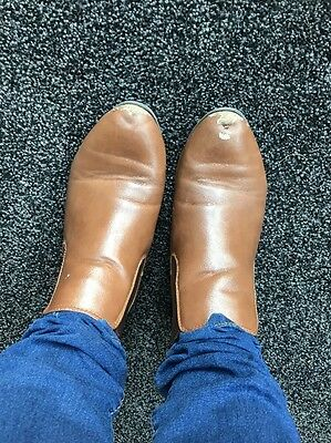 ladies Well Worn chelsea boots size 5