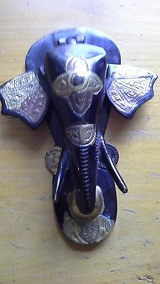 vintage asian door knocker