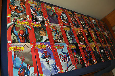 Ultimate Spiderman comics del 1 al 29