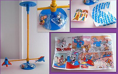 *KINDER MAXI PASQUA 1998 - TOM & JERRY  3K98 n°7
