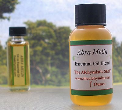 Abra Melin Essential Oil 1 Oz AbraMelin Wiccan Craft Pagan Altar Ritual Spell