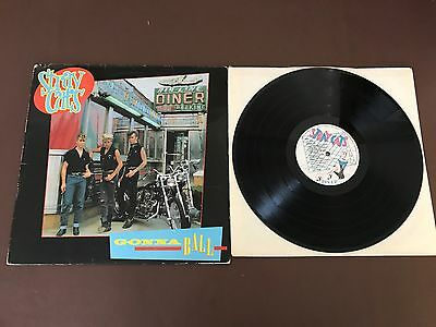 Stray Cats Rockabilly Lp (Gonna Ball) On Stray 2 In Ex+ Condition