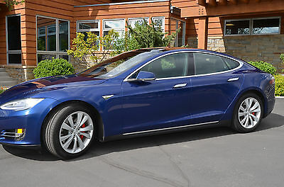 2016 Tesla Model S Almost all options Tesla Model S