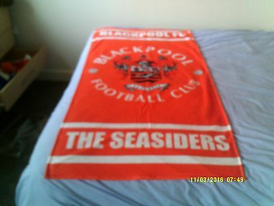 Blackpool Fc  Beach Towel, Brand New. L@@ks Stunning