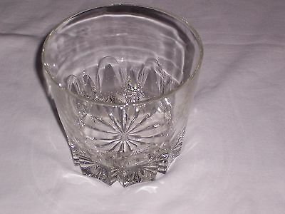 Crystal Vintage Ice Bucket