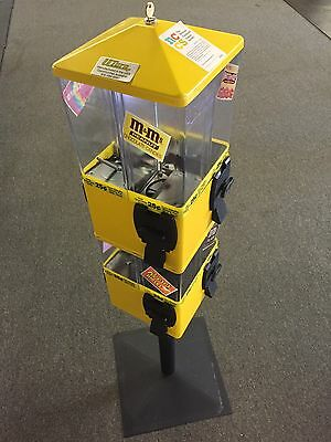 U TURN 8 Head Terminator Vending Machine Candy Commercial Gumball Toy