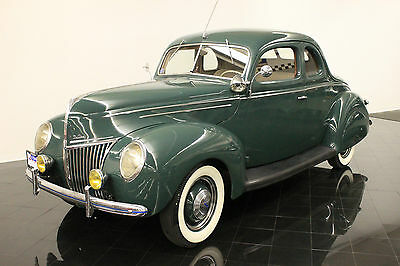1939 Ford Deluxe 91A 1939 Ford Model 91A Deluxe *$479 PER MONTH* Coupe Green