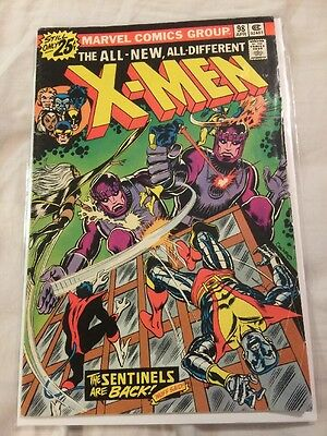 The Uncanny X-Men 98 VG /Good Awesome!!!!