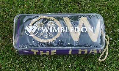 Genuine Christy Wimbledon Towel 2002, New and unused in original case.