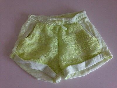 Baby Girls Zara Summer Shorts Age 9-12 Months