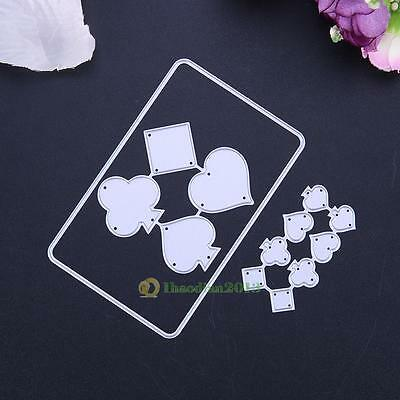DIY Metal Cutting Dies Stencil Scrapbook Embossing Paper Photo Card Craft Decor