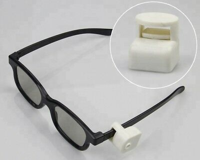 200 pcs EAS RF 8.2 MHz Checkpoint Compatible Anti Theft Eyeglasses Optical Tag