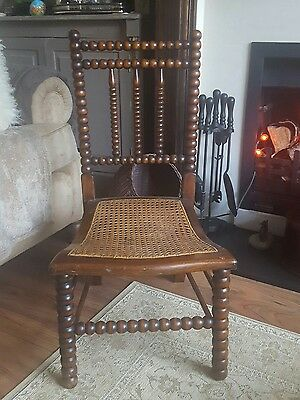 Antique Bobbing turned Chair