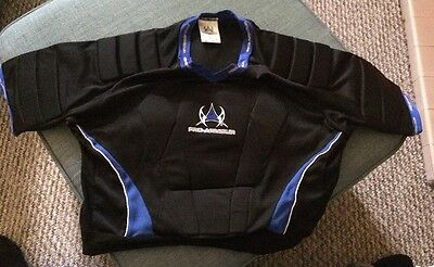 Pro Armour Rugby Shoulder Protector Size Medium Free Postage