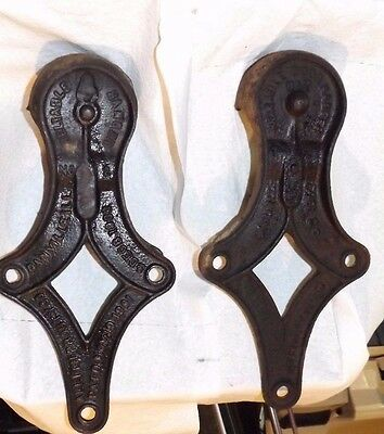 Allith Prouty   pair of number 2 barn door hanger rollers