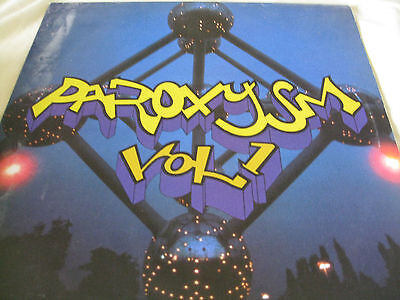 Paroxysm Vol. 1  (LP, Compilation)