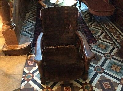 Antique Possibly Arts And Crafts Chair