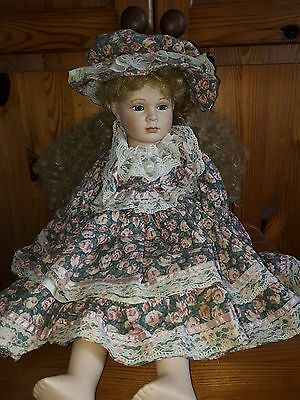 haunted looking doll Lucy
