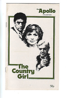 The Country Girl (1983) - Theatre Programme