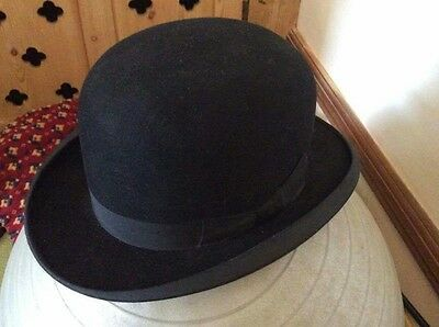 Dunn And Co London Vintage Bowler Hat