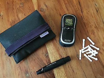 Accu-Chek Compact Plus Mobile Glucose Diabetes Monitor & SoftClix Lancing Device
