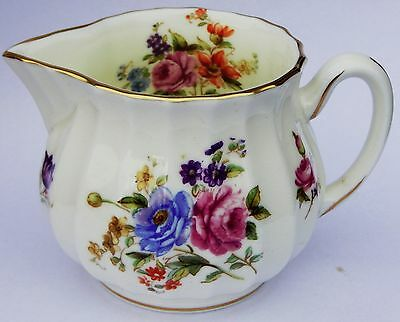 Royal Worcester Roanoke Cream Jug.  Excellent, probably never used First Quality