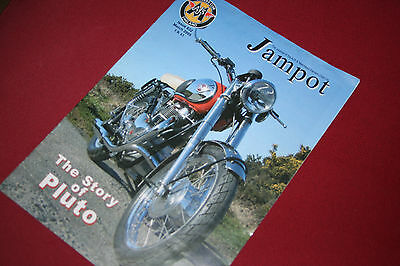 Jampot - AJS Matchless - Issue 632 - March 2005 - Classic British Bikes, Jam Pot