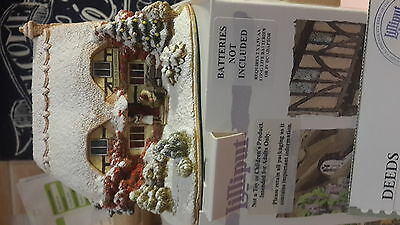 Lilliput Lane Bring out the figgy pudding L3390