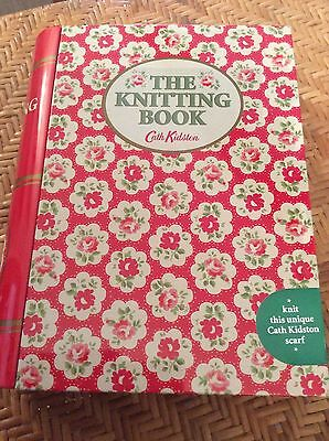 Brand New In Sealed Tin Cath Kidston 'The Knitting Book' Gift Set Knitting Kit